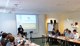 Presentación de UC en Berlín 2016