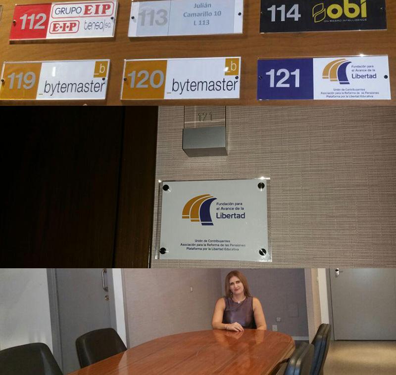 La Fundación estrena sede - The Foundation's new HQ