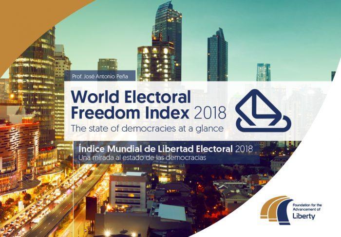 WEFI 2018 cover / Portada del IMLE 2018