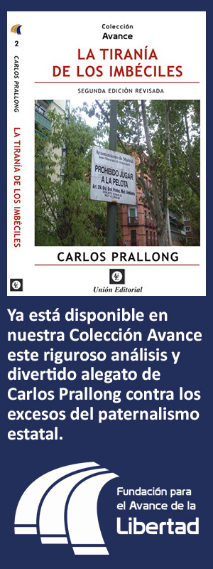 La tiranía de los imbéciles, de Carlos Prallong