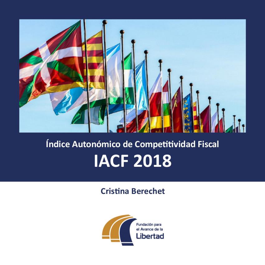 IACF 2018 Portada