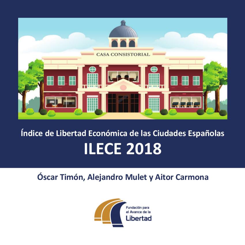 ILECE 2018 Portada