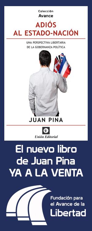 Adiós al Estado-nación, de Juan Pina