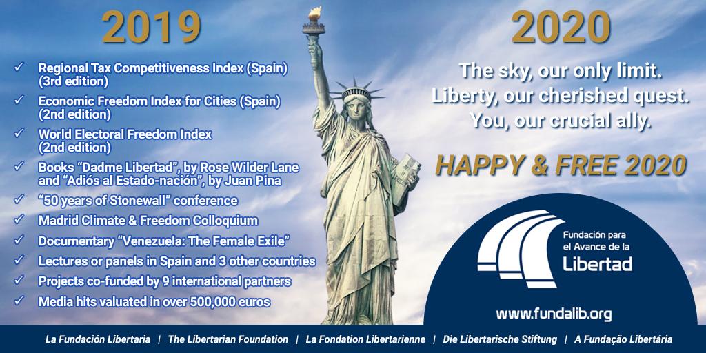 HAPPY & FREE 2020