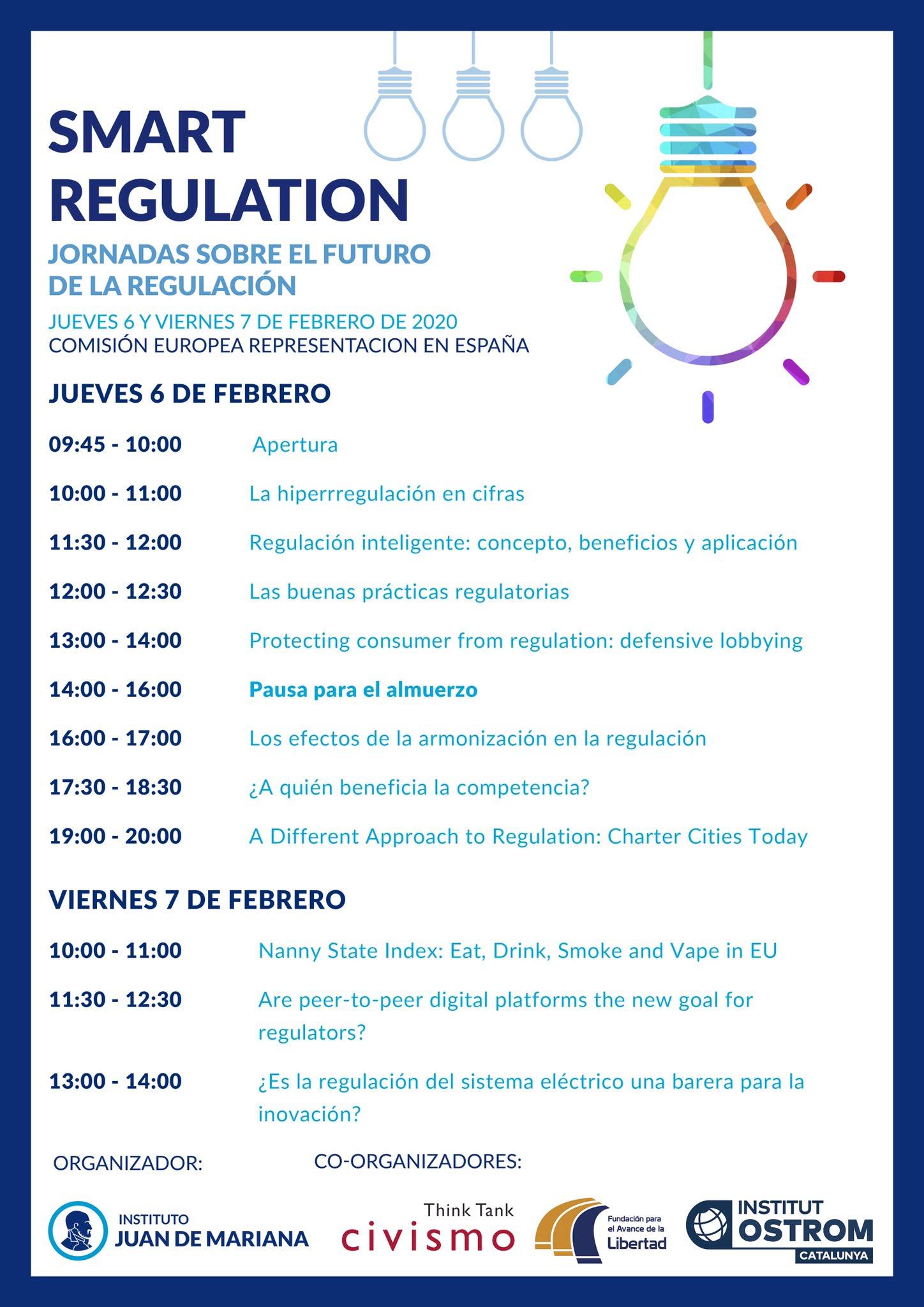 Smart Regulation Programa