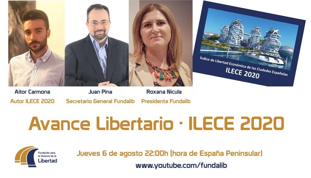 Avance Libertario ILECE 2020